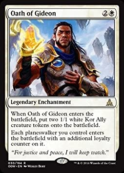 060//184 - Oath of the Gatewatch Oath of Jace Rare