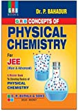 Concept of Physical Chemistry for JEE (Main &Advanced) (2018-2019)