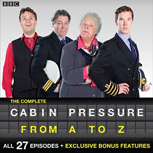 Cabin Pressure: A-Z: The BBC Radio 4 Airline Sitcom by BBC Books
