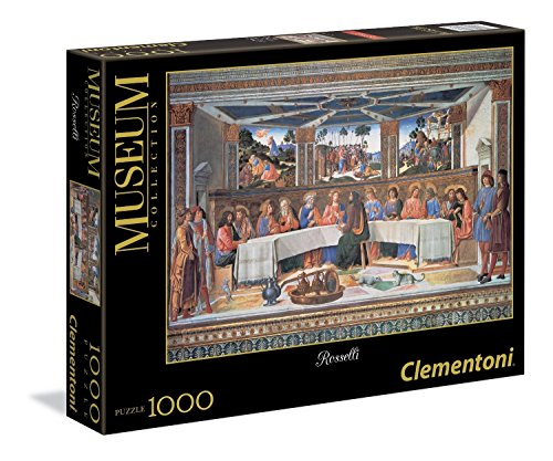 Clementoni Rosseli The Last Supper Puzzle (1000-Piece)