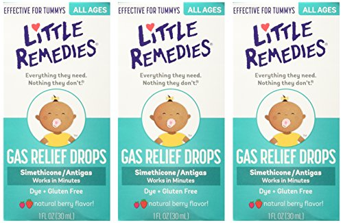 Little Remedies Tummys Gas Relief D…