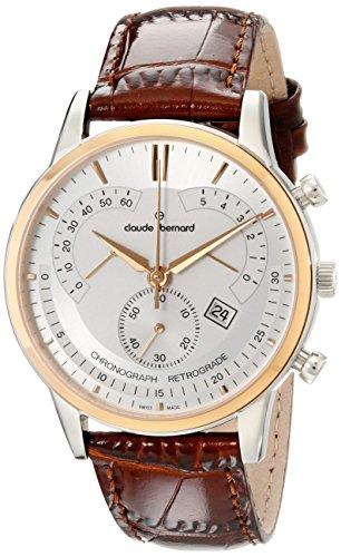 Claude Bernard Men's 01506 357R AIR Classic Stainless Ste...