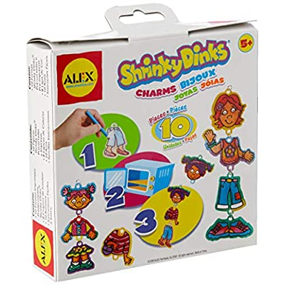 Shrinky Dinks Charms Activity Set: Toys & Games