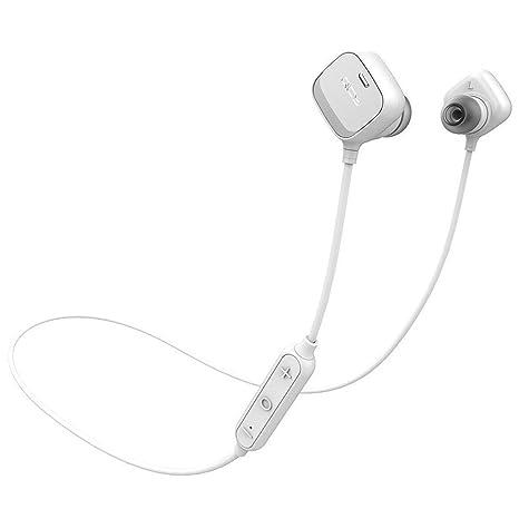 QCY QY12 - Auriculares Deportivos inalámbricos Bluetooth 4.1 con cancelación de Ruido/APT-X