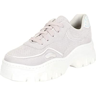 Cambridge Select Women's Retro 90s Ugly Dad Low Top Lace-Up Chunky Platform Fashion Sneaker | Fashion Sneakers