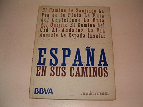 ESPAÑA EN SUS CAMINOS. EL CAMINO DE SANTIAGO, LA VIA DE LA PLATA, LA RUTA DEL CASTELLANO, LA RUTA DEL QUIJOTE, ...: Amazon.es: AVILA GRANADOS, JESUS, AVILA GRANADOS, JESUS, AVILA GRANADOS, JESUS: