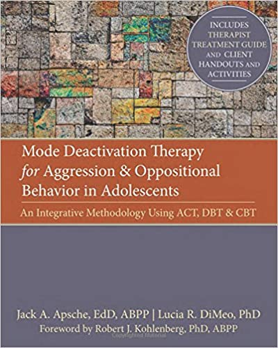 Workbook body image therapy worksheets : Mode Deactivation Therapy for Aggression and Oppositional Behavior ...