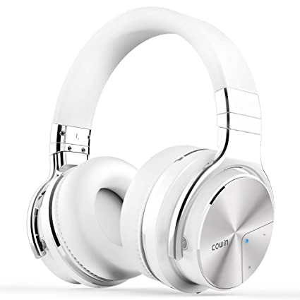 6d604440bc3 COWIN E7 PRO [Upgraded] Active Noise Cancelling Headphone Bluetooth  Headphones with Microphone Hi-