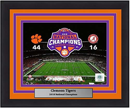 2018 Bcs National Championship Game - Clemson Tigers 2018 National Champions 8