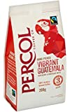 Percol Fairtrade Guatemalan Coffee - Organic 200g (Pack of 8)