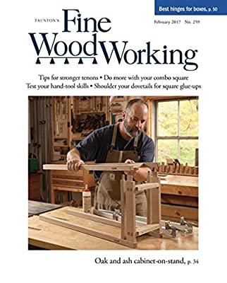 Fine Woodworking by Taunton Press