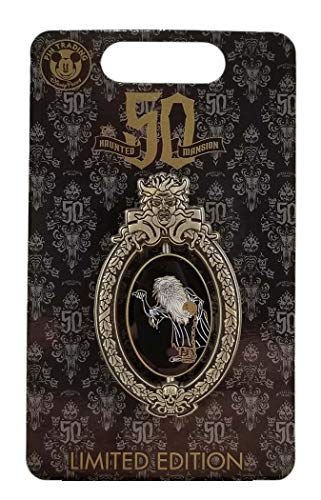 Disney Pin - DLR - The Haunted Mansion 50th Anniversary - Gus