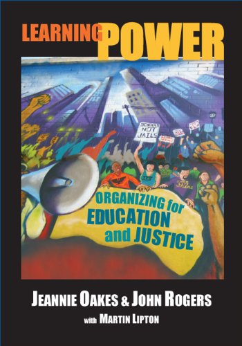 Learning Power: Organizing for Education and Justice (John Dewey Lecture Series)