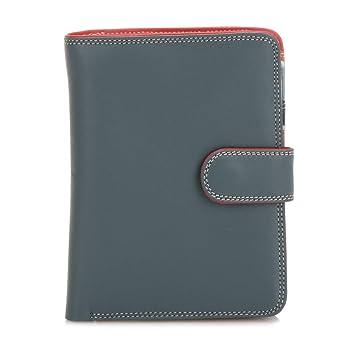 billetereo monedero de piel para mujer - mywalit - Large wallet/zip purse - 229-122 - urban sky