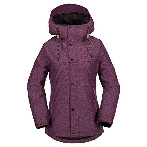 - Volcom Junior's Bolt Insulated 2 Layer Shell Snow Jacket