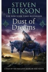 Dust of Dreams: Book Nine of The Malazan Book of the Fallen Kindle Edition