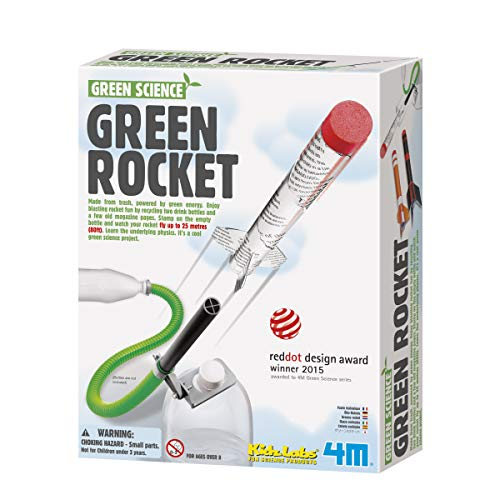 4M Green Science Rocket Kit