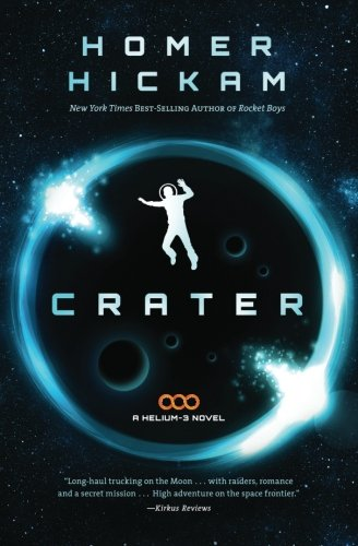 Read Online Crater (A Helium-3 Novel) pdf
