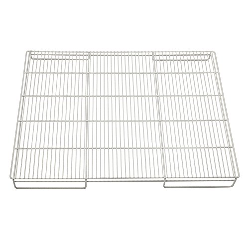 ProSelect Modular Kennel Replacement Floor Grates - Durable Powder-Coated Steel Floor Grates for ProSelect Modular Kennel Cages - Small, 22