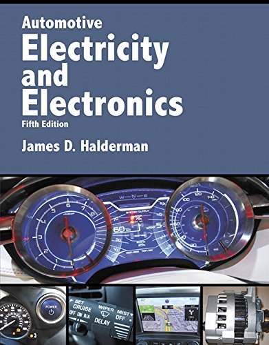 Automotive Electricity and Electronics (5th Edition) (Automotive Systems Books)