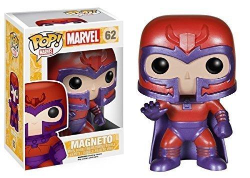 Funko POP Marvel 3 3/4 Inch Classic X Men Magneto Action Figure Dolls Toys