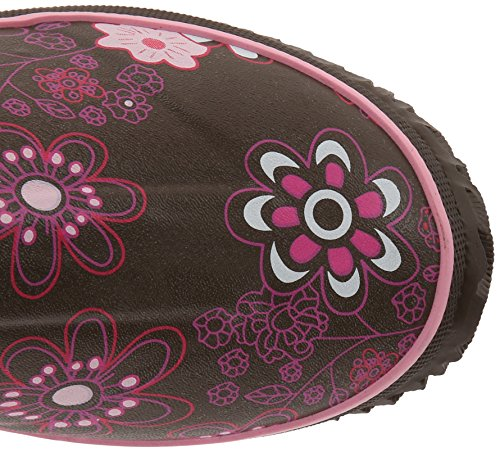 Rain Prints Roper Women's Brown Shoe Barnyard cpqWcUw0A