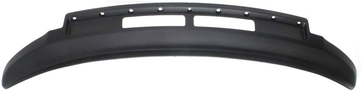 3500 Air Dam Textured 2500 Without Off Road Pkg All Cab Ty 68196533AA CH1090149 New Front Lower Valance For 2013-2018 Ram 2500