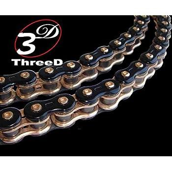 Black EK Motor Sport Rivet Connecting Link for 520 Z 3D Premium Chain