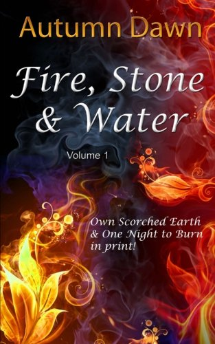 book cover of Fire, Stone & Water: Volume 1