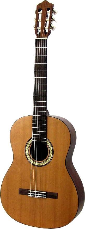 Ashbury H2 4/4 - Guitarra clásica (caoba, tamaño 4/4): Amazon.es ...