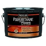 Minwax 130340000 Super Fast-Drying Polyurethane For Floors 350 VOC, 2.5 gallon, Semi-Gloss