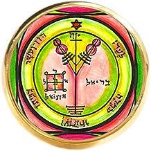 Solomons 4th Jupiter Seal for Wealth & Honor Gold Adjustable Ring