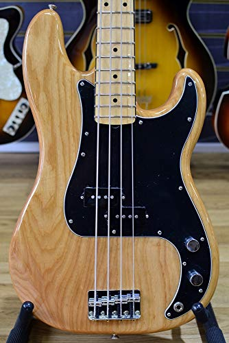 (Fender FSR Special Edition 70s Precision Bass (Natural))