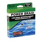 Scotty Inc Low Drag Premium Braided Downrigger Line 400-Feet Spool