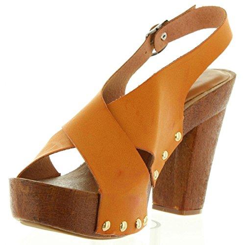 Sandalias de Mujer URBAN B739390-B7200 TAN