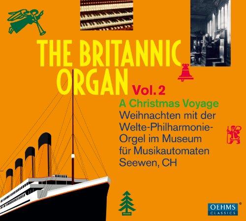 Britannic Organ