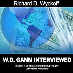 W. D. Gann Interviewed