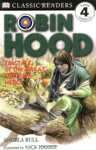 DK Readers: Robin Hood (Level 4: Proficient Readers) PDF