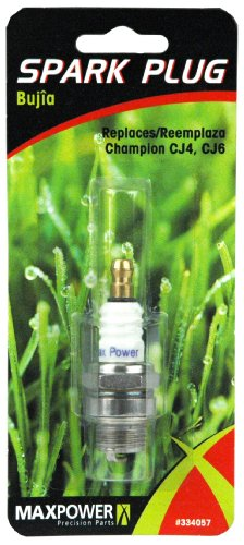 Maxpower 334057 Spark Plug For Chain Saws And Trimmers Replaces NGK BM7A Champion CJ4, CJ6 Autolite 254 ()
