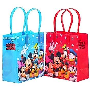 Amazon.com: Disney Mickey Mouse Reusable Party Favor Goodie Small ...