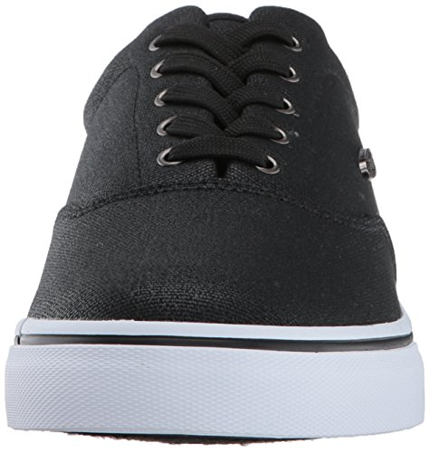 Lugz Men's Vet Cc Fashion Sneaker Black/White B2JrGzNj