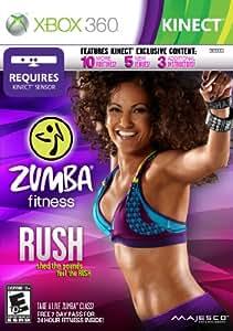 Zumba Fitness Rush - Xbox 360 Standard Edition