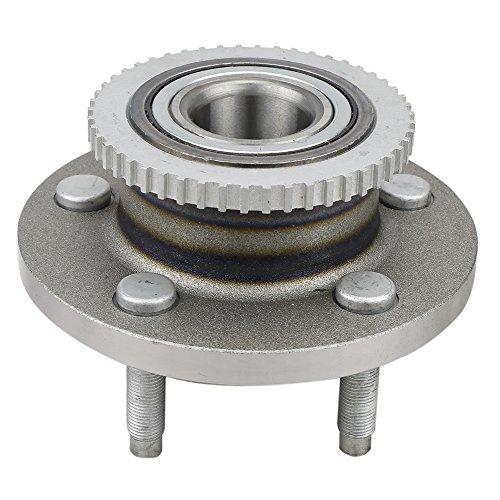 CRS NT513202 Wheel Bearing Hub Assembly, Front Driver (Left)/ Passenger (Right) Side, Ford 1997-2002 Crown/ 2000-2002 Grand, 1997-2002 Lincoln Continental & Town, 1997-2002 Mercury Grand, - Lincoln Car 97 Drivers Town