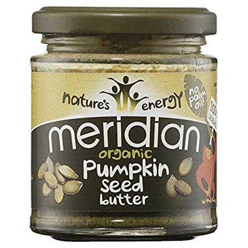 Meridian - Organic Pumpkin Seed Butter 100% - 170g