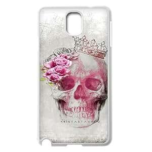 DIY Samsung Galaxy Note 3 N9000 Case, Zyoux Custom Unique Samsung Galaxy Note 3 N9000 Phone Case - Skull