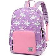 Preschool Toddler Backpack,VASCHY Lightweight Kindergarten Children Backpack Daycare Bookbag