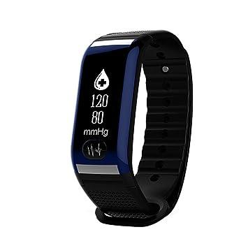 relojes hombre baratos de Sannysis H777 Monitor de frecuencia cardíaca con  presión de oxígeno sanguíneo Podómetro 00ceb18ecffa