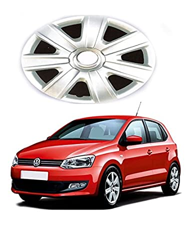 VAIBN- SUPERIOR QUALITY 14 INCH WHEEL CAP VOLKSWAGEN POLO: Amazon.in: Car & Motorbike