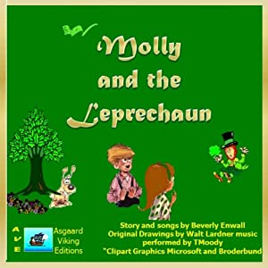 Molly and the Leprechaun Audiobook