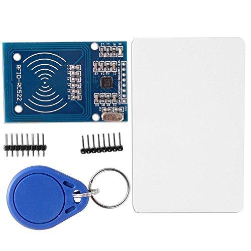 Neuftech Mifare RC522 IC Card RFID RFID Module Kits KeyCard / RF Reader IC Karte Modul DC 3.3V 13,56 MHz für Arduino